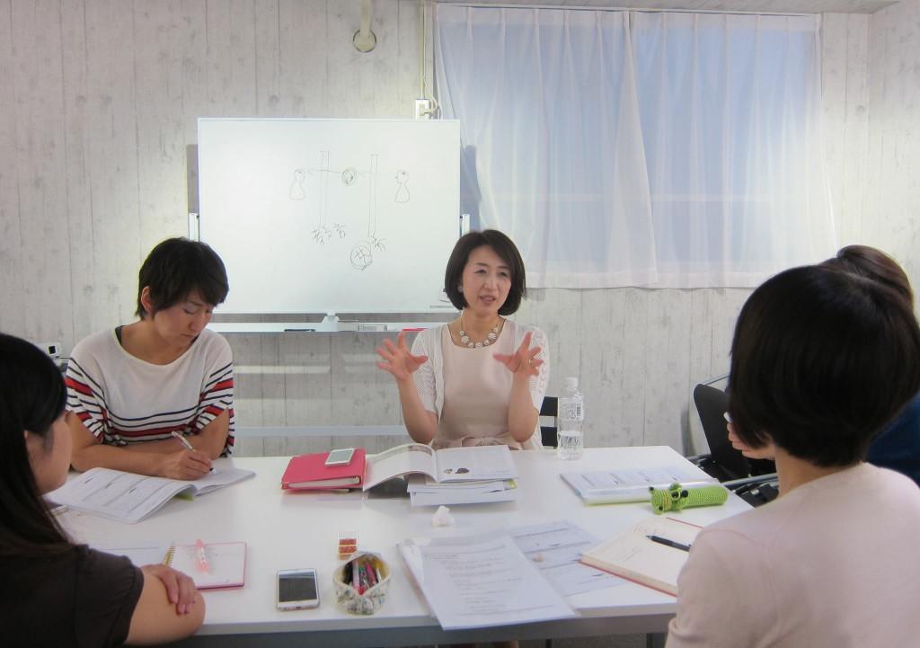 花咲塾リーダー養成講座